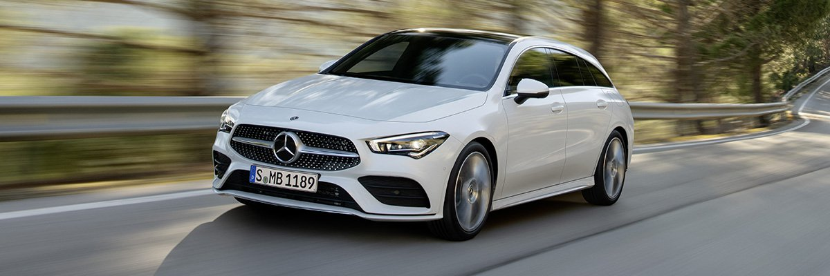 Mercede CLA Shooting Brake