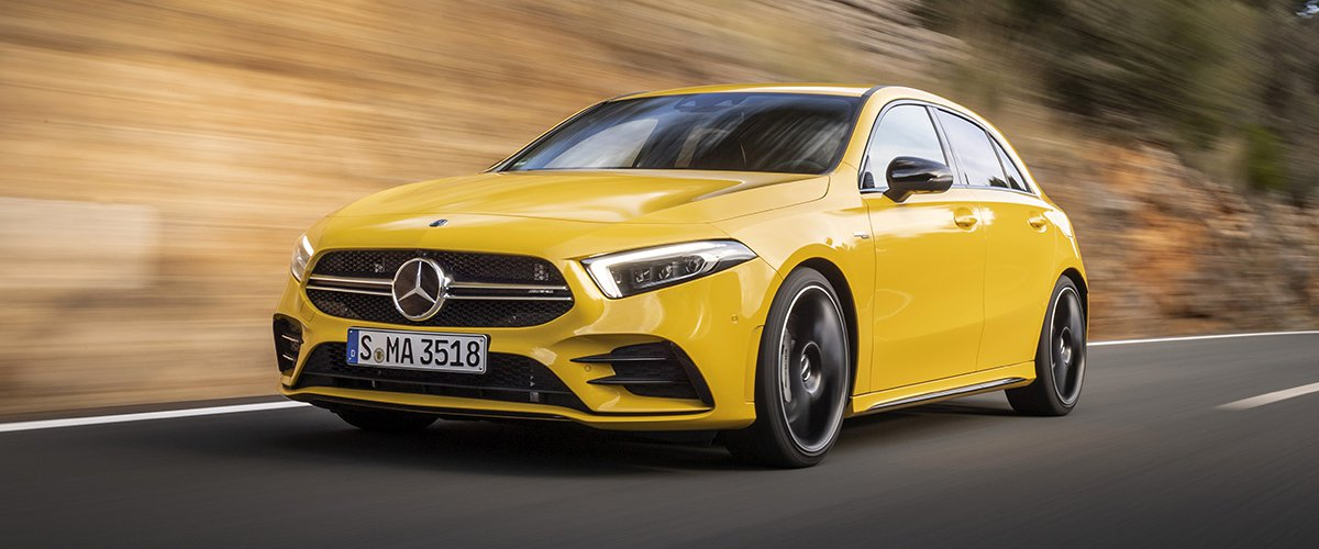Mercedes - Benz A35 AMG 4Matic